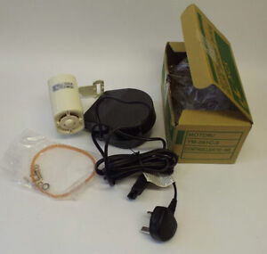 WATCHMAKERS LATHE 120W CLOCKWISE ROTATION MOTOR & CONTROL PEDAL.Lathe not incl.
