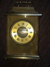 Art Brass Desk, Mantel & Carriage Clocks