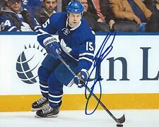 Matt Martin Signed 8x10 Photo Toronto Maple Leafs Autographed COA B