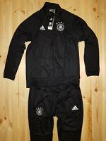 Neu Deutschland DFB Trainingsanzug Gr XL Jacke Hose Trikot Germany Tracks AZ5643