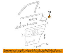 Interior Door Panels Parts For 2005 Lincoln Town Car Ebay