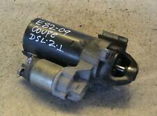 BMW 1 Series Starter Motor 1241 7823700-01 E82 123D Manual Starter Motor 2009
