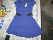 Women's American Eagle Outfitters Purple And Black Dress Size Small NWT