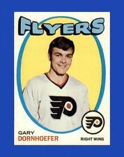 New listing 1971-72 Topps Set Break # 89 Gary Dornhoefer NR-MINT *GMCARDS*