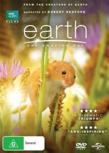 Earth - One Amazing Day DVD NEW SEALED
