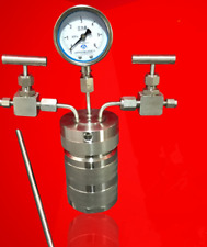 Hydrofining Reactor Autoclave Treatment Stainless Steel Reactor 100ml