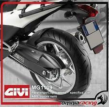GIVI MG1109 Hinterradabdeckung mit Kettenschutz ABS Honda NC 700 X/NC 700 S 12>