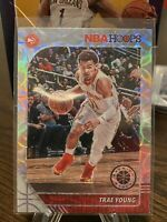 2019/20 NBA Hoops Premium Stock Trae Young  Scope Prizm Refractor SSP 2nd Year