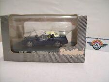 Nissan 300 ZX Convertible (Z32), Dark Blue, 1989, Detailcars 1:43, OVP