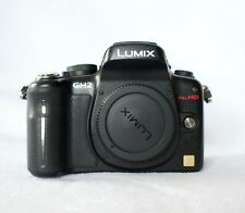 Panasonic LUMIX DMC-GH2 Refurbished Lightly Used with Accessories