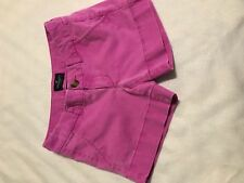 American Eagle Ladies Hot Pink Shorts Size 00