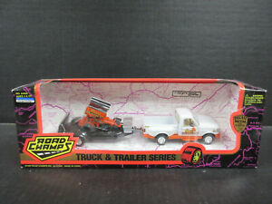 1995 Road Champs Truck & Trailer Series - 1:43 Scale