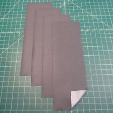 "4 Pack Waterproof Iron-on Repair Patch (3""x9"") for Gore-tex Drysuit Like Fabric"