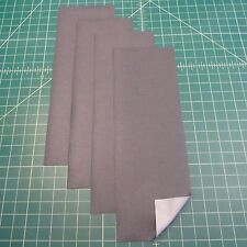 """4 Pack Waterproof Iron-on Repair Patch (3""""x9"""") for Gore-tex Drysuit Like Fabric"""