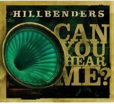 The Hillbenders - Can You Hear Me [New CD]
