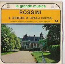 ROSSINI - IL BARBIERE DI SIVIGLIA - JONEL PERLEA -   EX++/EX++
