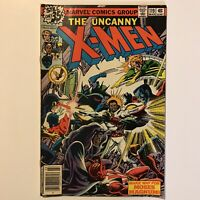 Uncanny X-Men 119 FN+ Newsstand Marvel 1978 Cockrum Claremont Moses Magnum