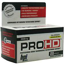 BPI Sports Pro-HD, 28 Servings Expired 8/2016