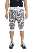 Men's Athletic 3/4 Leg Gym Workout Active Yoga Pants Capri Jogger ShortS -Part-1