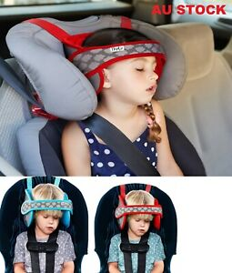 Head Baby Seat Support Kid Belt Car Pillow Headrest Strap Sleep Nap Holder Child