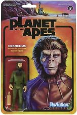 "Super7 ReAction Planet of the Apes ""Cornelius"" Action Figure 3.75"""