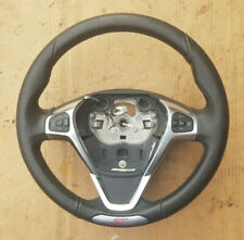 Ford Fiesta ST180 MK7 Multifunction Leather Steering Wheel With Cruise Control
