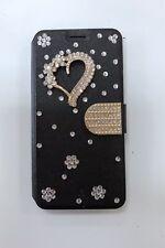iphone 8 plus diamond case 3D(Black Color)