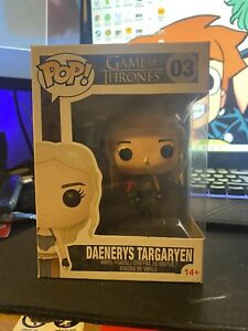 daenerys targaryen 03 funko pop! Game Of Thrones