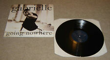 """Gabrielle Going Nowhere 12"""" SINGLE a1 b1 pressing-EX"""