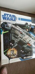 Star Wars Legacy Collection Millenium Falcon