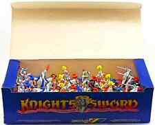 Hybrid Set of 18 Britain's Deetail Mounted Knights - mint in counter pack 7772