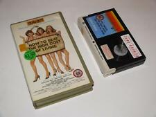 Betamax Video ~ How to Beat the High Cost of Living ~ Ex-Rental ~ Orion / Rank