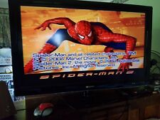 Spider-Man 2 plug & play tv video game 2004 N-Vision virtual gaming collectable