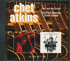 Chet Atkins - Me And My Guitar / The First Nashville Guitar Quartet (2-CD)