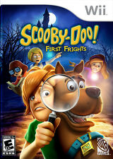 Scooby Doo! First Frights WII New Nintendo Wii