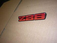 1982-1989 CAMARO Z-28 DASH EMBLEM BADGE TPI GM ORIGINAL