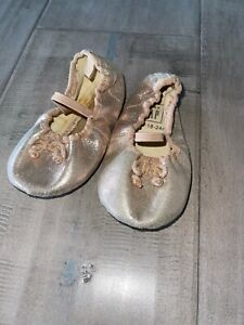 baby Gap Girls Crib Shoes - Ballet flats - Rose Gold - 18-24 months