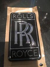 RARE GENUINE Rolls Royce Black Badge Emblem LIMITED EDITION TRUSTED SELLER OEM