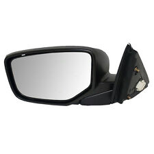 NEW Black Power Side View Mirror LH / FOR 08-12 HONDA ACCORD COUPE 2031974