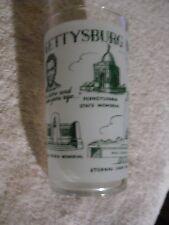 New listing Gettysburg National Shrine Glass