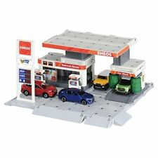 Tomica Tomica Town Build City Gas Station Stand ENEOS Japan new .