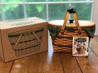Longaberger Fellowship Basket Combo: 1997 Traditions Collection, 3rd Edition