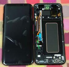 Display Lcd Touch Screen Originale Samsung Galaxy S8 + plus G955F SM-G955F NERO