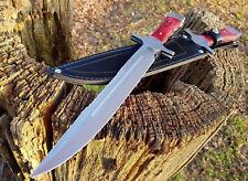 *BULLSON MESSER JAGDMESSER BOWIE KNIFE HUNTING COUTEAN CUCHILLO BUSCHMESSER