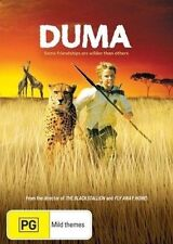 Duma - DVD ss Region 4 Good Condition