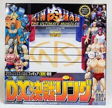 KINNIKUMAN DX Decisive battle RING Kit Romando JAPAN ANIME FIGURE