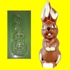 Schokoladenform - Hohlfigur - Gieß-Schüttelform-Ostern- Lachhase 26cm
