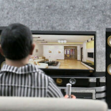 New Mini House Furniture Hi-Fi 1:6 TV Home Theater Set For Barbie Doll Accessory