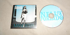Single CD Nelly Furtado - Maneater / Undercover 2.Tracks Digipack 2006 SO 21
