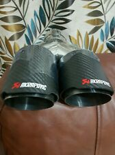 Akrapovic  E92 M3 Carbon Tailpipes